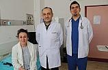 Kütahya'dan Zonguldak'a tedavi için geldi!..