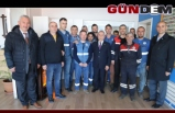 Şanal'dan Türk'e ziyaret