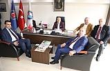 ŞANAL TEZ-KOOP'U ZİYARET ETTİ