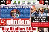 12 Nisan 2019 Cuma Gündem Gazetesi
