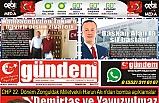 19 Nisan 2019 Cuma Gündem Gazetesi
