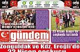 24 Nisan 2019 Çarşamba Gündem Gazetesi