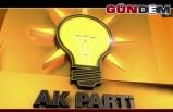 AK Parti'nin Meclis üyesi listesi belli oldu