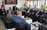 İlçe Milli Müdürleri toplantısı yapıldı