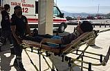 Düzce'de patpat devrildi: 3 yaralı