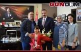 Emniyet Müdürü Turanlı'dan onur ödülü