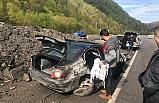 Feci kaza: 1 yaralı
