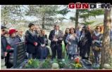 Gazeteci Ataman mezarı başında anıldı