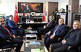 GMİS'ten, Emniyet Müdürü Turanlı'ya ziyaret