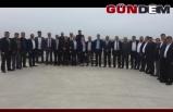 GMİS'ten Kozlu Muhtarlar Derneği'ne ziyaret