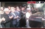 Hacı Yakup Aygün, son yolculuğuna uğurlandı