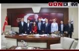 MHP ve BBP'dan Başkan Posbıyık'a ziyaret
