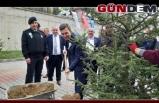 """Nebioğlu'nda """"Ağaç Bayramı"""" töreni gerçekleşti"""
