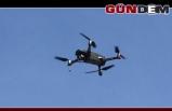 TERS YÖNDENE GİREN ARAÇLARA DRONE İLE DENETİM