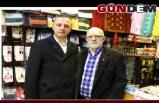 Başkan Alan'dan Hamzaçebi'ye ziyaret