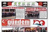 20 MAYIS 2019 PAZARTESİ GÜNDEM GAZETESİ