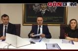 CHP GRUP BAŞKAN VEKİLİ KAYINOVA İTİRAZ ETTİ