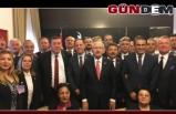 CHP heyetinden Kılıçdaroğlu'na ziyaret