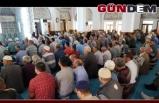 Ramazan ayının son cuma namazı kılındı
