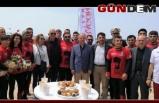 İstanbul'dan Samsun'a yola çıktılar... İlk durak Kdz. Ereğli oldu!