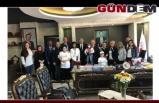 LÖSEV'den Kaymakam Çorumluoğlu'na ziyaret