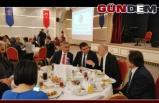TÜRK-İŞ kağıt atık toplayıcılarına iftar verdi