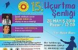 Uçurtma Şenliğinin 15'inci 26 Mayıs Pazar Günü Yapılacak