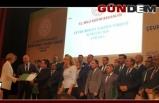 Zonguldak İlkokulu 'Çevre Beratı' ödülü aldı!..