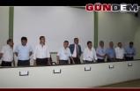 GMİS'ten kurs gören yeni madencilere ziyaret