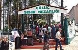 Gülüç Belediyesi mezarlıklarda Kur'an-ı Kerim okuttu