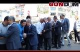 Milletvekilleri ilçelerde de bayramlaştı