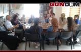 Öğrencilerden Müftü Ermiş'e anlamlı ziyaret