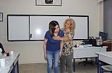 TED Koleji Öğretmenlerine ilkyardım eğitimi