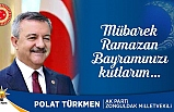 Türkmen Ramazan Bayramını kutladı