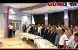 AK Parti Merkez İlçe toplantısını yaptı