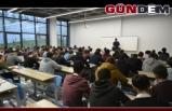 Avrupa standartlarında eğitim görüyorlar