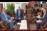 Bartın Belediye Başkanından Vali Bektaş'a ziyaret