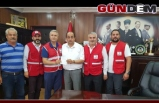 Başkan Demirtaş kurbanını Kızılay'a bağışladI!