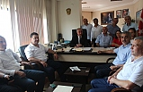 GMİS'ten İl Genel Meclisi'ne ziyaret