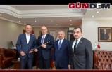 Milletvekilleri ve Alan'dan TOKİ Başkanına ziyaret
