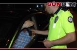 Polisle alkollü sürücü arasındaki diyaloğa bakın!