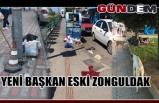 Yeni başkan eski Zonguldak