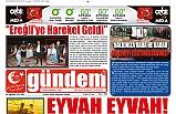 06 AĞUSTOS 2019 SALI GÜNDEM GAZETESİ