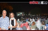 Açık hava sinema günleri başladı!..