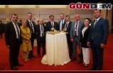 AK Parti 18. yılını kutluyor