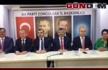 AK Parti bayramlaştı!..