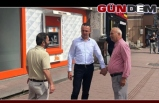 Alan, Gazipaşa'da vatandaşla buluştu