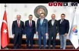Hisarcıklıoğlu'na Ereğli ekonomisini anlattılar..