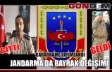 ZONGULDAK İL JANDARMA KOMUTANI DEĞİŞTİ!..
