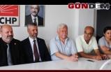 İTTİFAK ÜYELERİ, CHP'DE BİR ARAYA GELDİ
